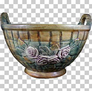 Pottery Ceramic Bowl Artifact PNG
