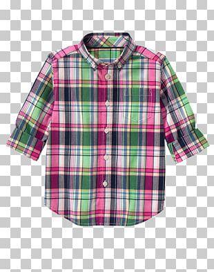 Tartan Dress Full Plaid Clothing Child PNG