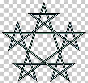 Pentagram Magic Pentacle Wicca Spirit PNG