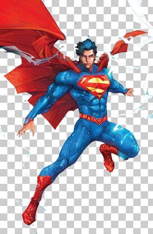 Superman Wonder Woman The New 52 Comics Supergirl PNG