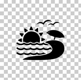 Beach Pictogram Hotel Vacation Sea PNG