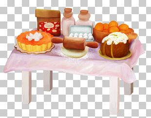 Table Food Torte Cake PNG