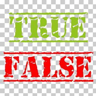 True Or False? The Big Quiz PNG
