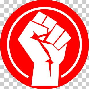 Logo Raised Fist PNG