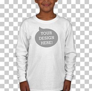 Long-sleeved T-shirt Long-sleeved T-shirt Gildan Activewear Printed T-shirt PNG
