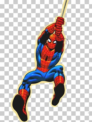 Spider-Man Marvel Comics Comic Book PNG