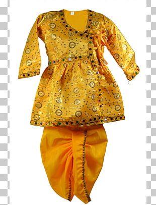 Krishna Clothing Costume Radha Dhoti PNG