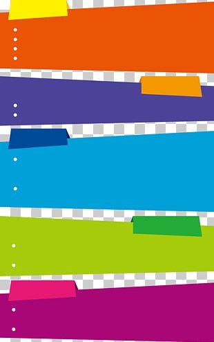 Text Box Color PNG