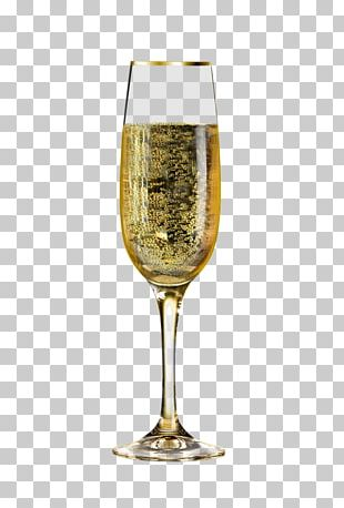 White Wine Champagne Beer Sparkling Wine PNG