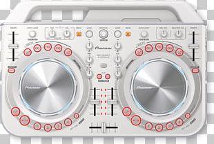 DJ Controller Pioneer DJ Disc Jockey Pioneer DDJ-WeGO2 Audio PNG