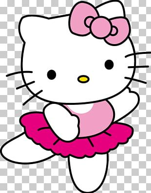 Hello Kitty Coloring Book Colouring Pages Child Dance PNG