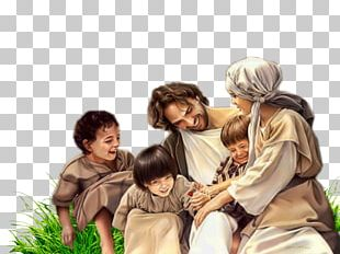 Jesus The Man Bible Teaching Of Jesus About Little Children Parent PNG