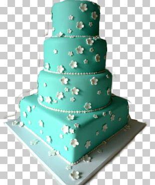 Wedding Cake Torte Bakery Petit Four PNG