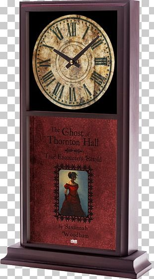 Nancy Drew: Ghost Of Thornton Hall Mantel Clock Her Interactive Video Game PNG