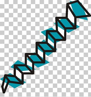 Stairs Comics House Illustration PNG