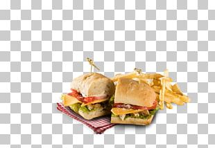Slider Cheeseburger Breakfast Sandwich Ham And Cheese Sandwich Fast Food PNG