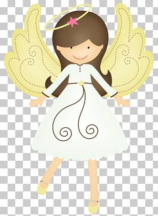 Angel First Communion Child PNG
