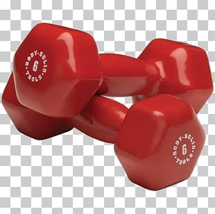 Dumbbell Physical Exercise PNG
