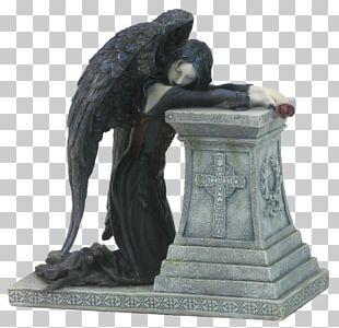 Statue Lucifer Angel Devil Demon PNG