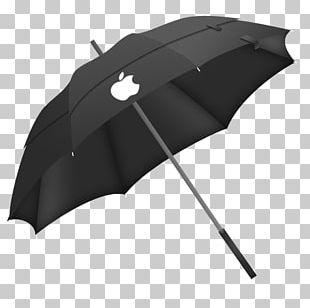 Umbrella Fashion Accessory Black PNG