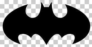 Batman Logo Comics PNG