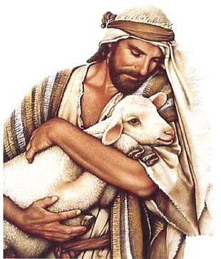 Sheep Jesus Psalm 23 Psalms The Good Shepherd PNG