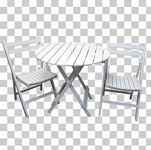 Table Garden Furniture Folding Chair PNG