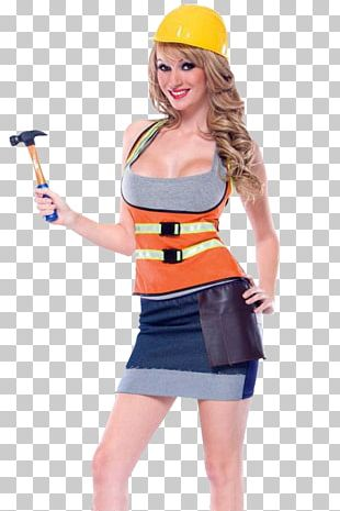 Halloween Costume Costume Party Construction Worker Clothing PNG