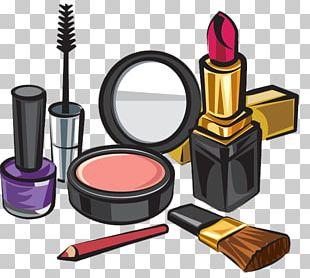 Makeup Set PNG