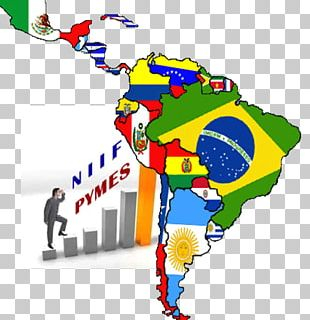 Latin America South America United States Central America Map PNG