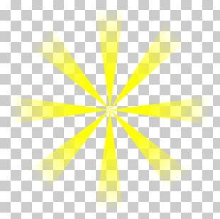 Symmetry Symbol Yellow Pattern PNG
