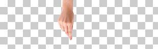 Finger Close-up Line Shoulder PNG