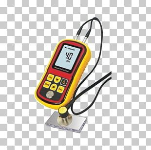 Ultrasonic Thickness Gauge Ultrasonic Thickness Measurement Business Anemometer PNG