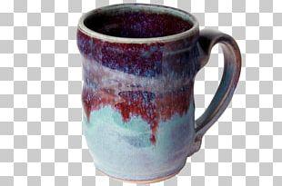 Coffee Cup Ceramic Pottery Mug Vase PNG