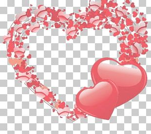 Heart Valentines Day Shape PNG