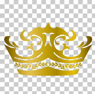 Imperial State Crown Jewellery Gold PNG