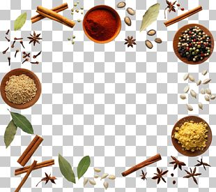 Condiment Spice PNG