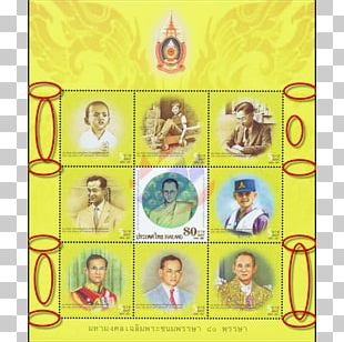 Postage Stamps Thailand First Day Of Issue The Royal Cremation Of His Majesty King Bhumibol Adulyadej Sheet Of Stamps PNG