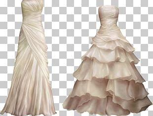 Wedding Dress Bride PNG