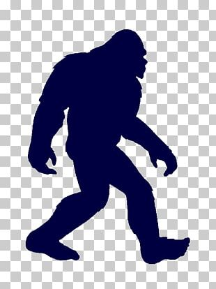 Bigfoot Jeep Wrangler Decal Sticker PNG