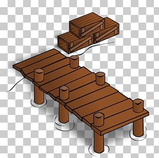 Dock Boat PNG