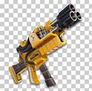 Fortnite Battle Royale Weapon Firearm Assault Rifle PNG