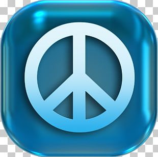 Peace Symbols Decal Sticker PNG