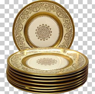Plate Tableware Ceramic Platter Dinner PNG