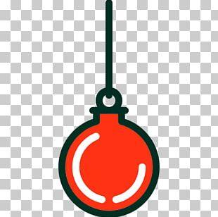 Christmas Ornament Bombka Santa Claus PNG