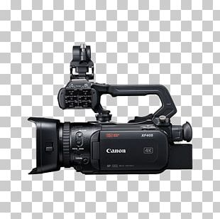 Canon XF400 Camcorder Canon XF405 Zoom Lens PNG