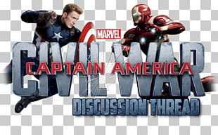 Captain America YouTube Iron Man Logo Civil War II PNG