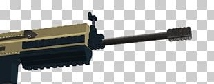 Gun Barrel Firearm FN Herstal FN SCAR PNG