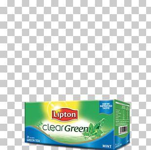 Green Tea Lipton Tea Bag Grocery Store PNG
