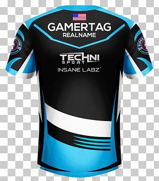 Sports Fan Jersey T-shirt Logo Sleeve PNG